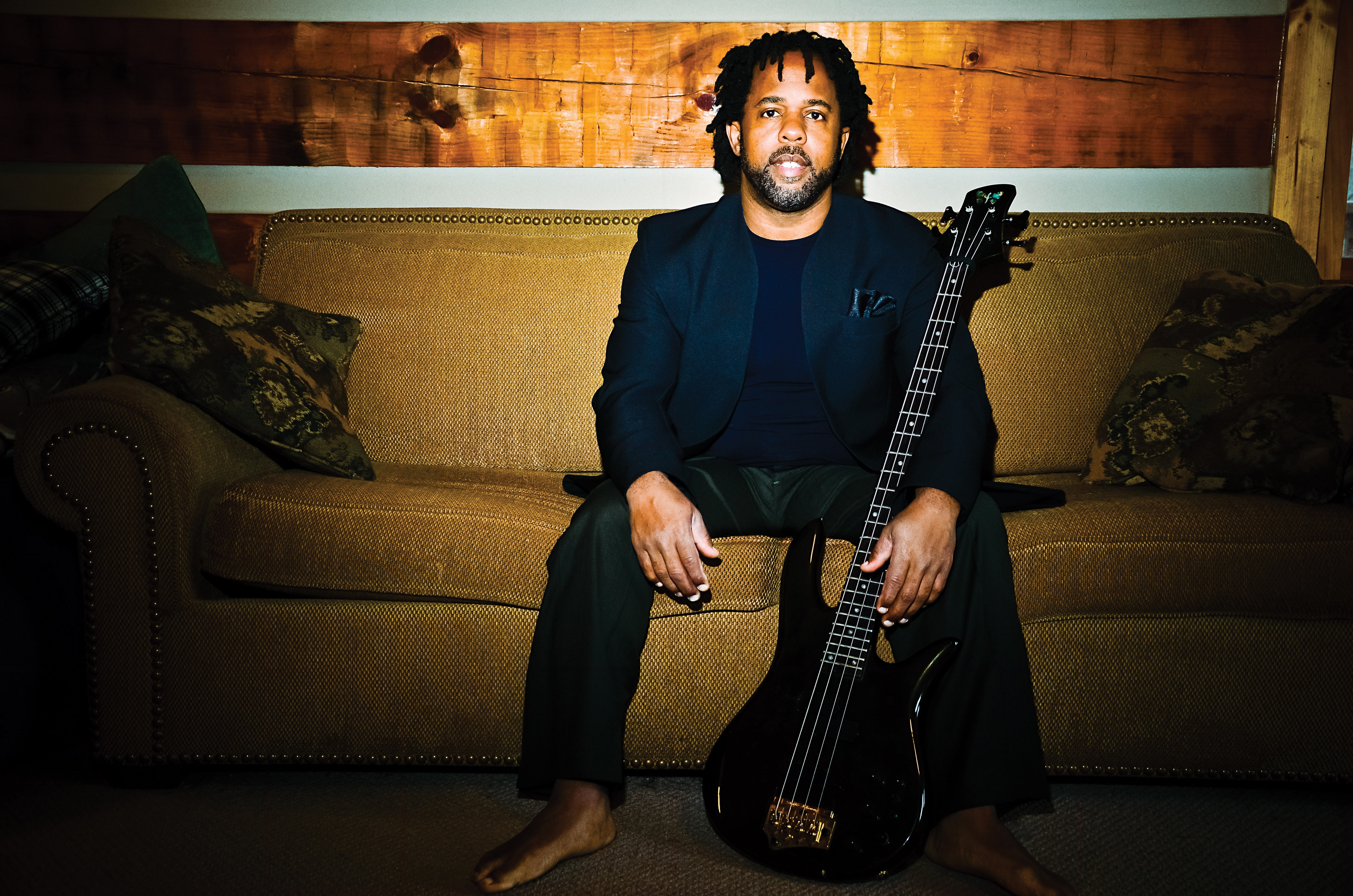 Victor Wooten for Madeinnyjazz
