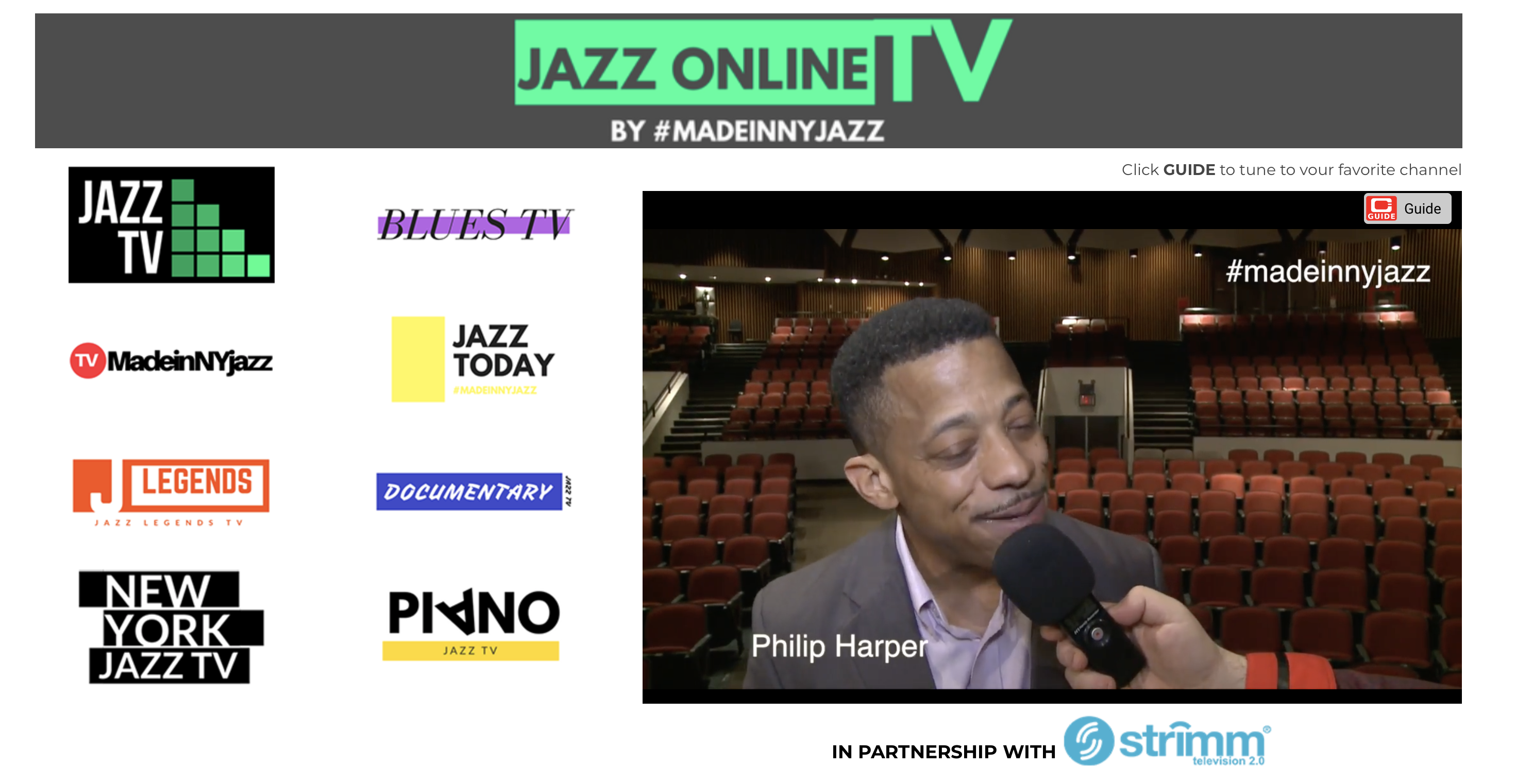 Made in New York Jazz Competition and Festival gives a Look into the