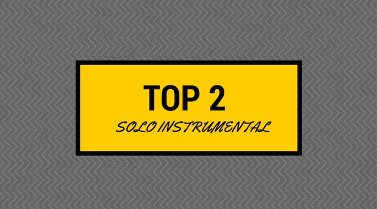 Top 2 Solo Instrumental